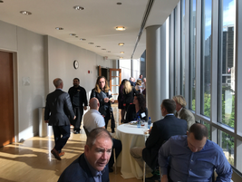 Attendees had ample opportunities to network with fellow fleet professionals.