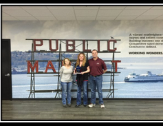 2014 CPS Small Market Top Gun Award: Adesa Seattle From left: Christina Stetler, Nikki Barker...