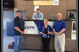 CPS Auction Awards