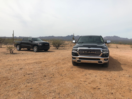 The Ram 1500 now offers a robust 4x4 Off-Road Package on nearly every trim level. The offering...