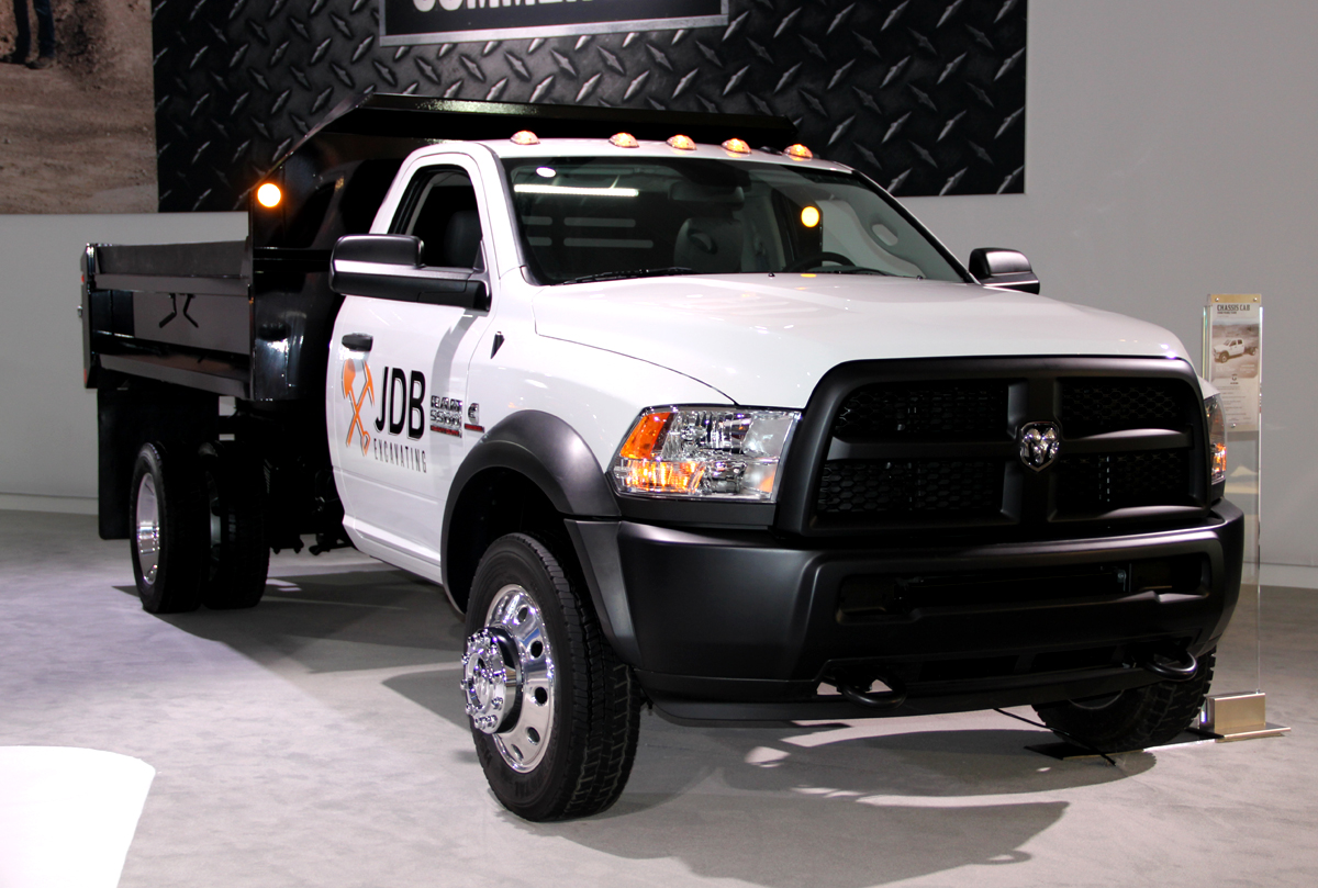 2012 L.A. Auto Show: Trucks, Vans and SUVs