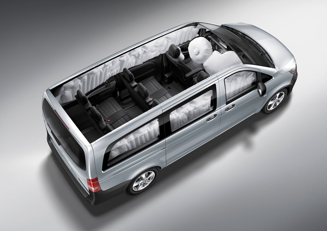 A passenger model with eight air bags starts at $33,495.