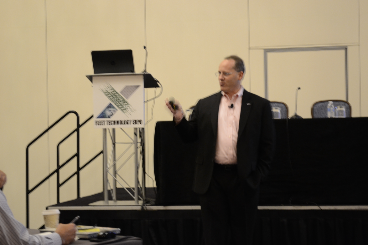 Ford's John Coleman discusses the OEM's mobility strategy, which includes, but isn't limited to,...