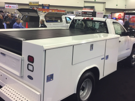 The Truck Accessories Group brought LEER, Pace Edwards, and SnugTop all under one banner....