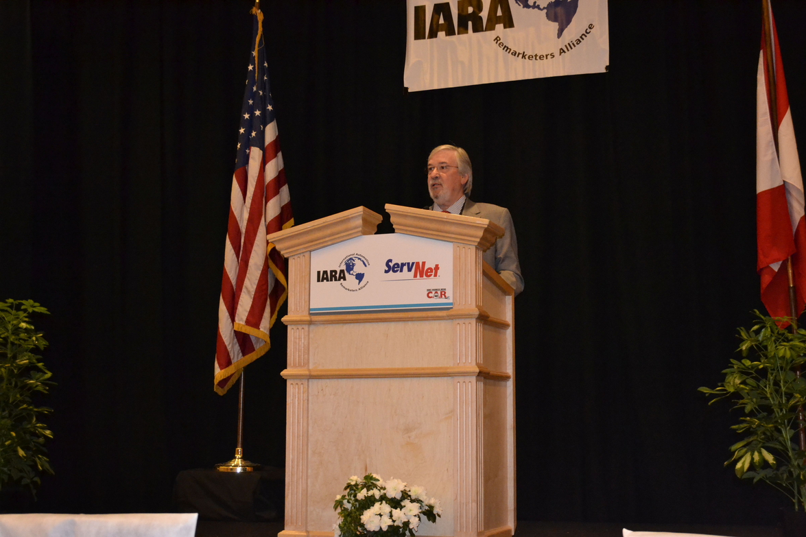 CAR is co-located with the International Automotive Remarketers Alliance (IARA). Tony Moorby,...