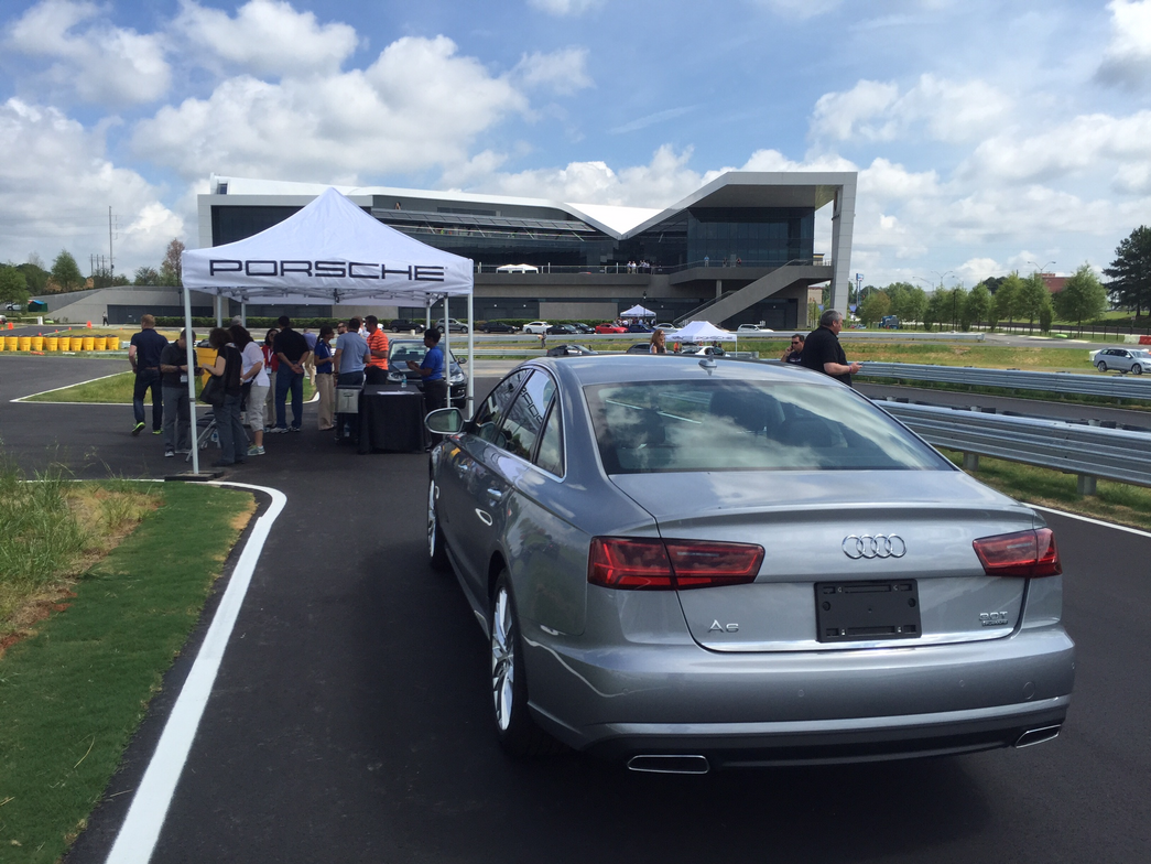 The 2015 Volkswagen and Audi fleet preview featured a visit to the just-opened Porsche...