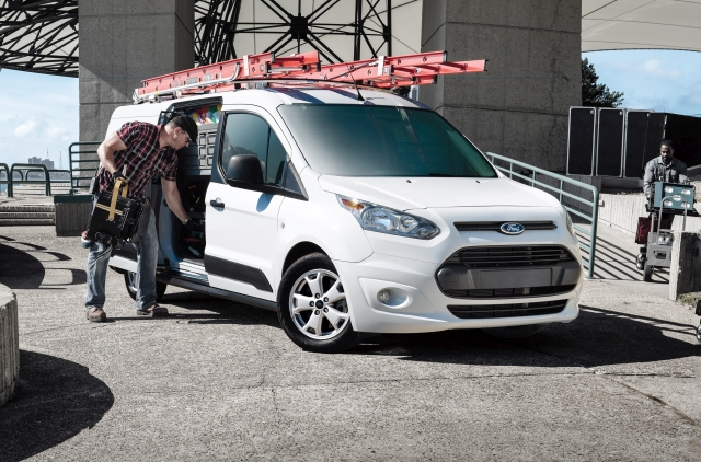 Compact and Full-Size Vans for 2018