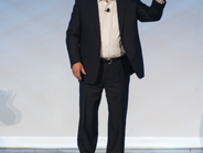 Kevin Koswick, director North American Fleet Lease and Remarketing at Ford, was the first to...