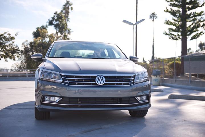 Volkswagen's 2016 Passat Sedan
