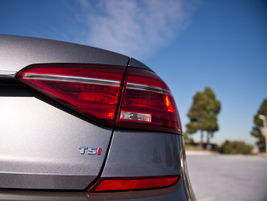 A new taillight design offers optional LEDs.