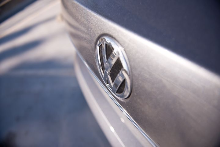 Volkswagen is also offering an automatic post-collision braking system.