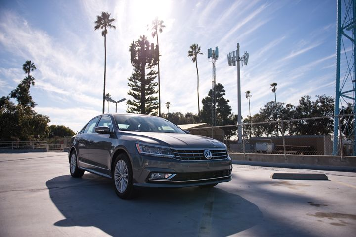 Commercial fleets added 4,126 Passat sedans in 2013.