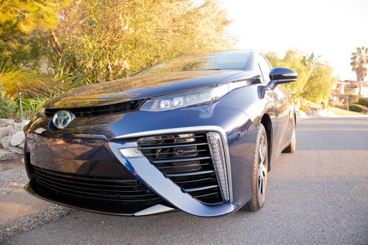 Toyota's 2016 Mirai