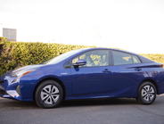 The Prius is slightly shorter (178.7 inches), wider, and lower than the outgoing model.
