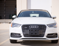 The e-tron provides an overall EPA-rated range of 380 miles.