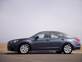 An increase in aerodynamic efficiency should improve fuel economy for 2015, Subaru says.