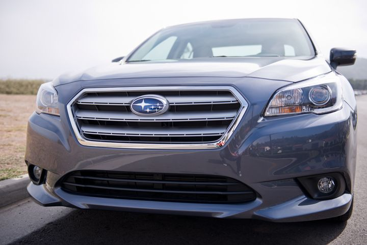 Subaru is offering its 2015 Legacy in four models, including the 2.5i, 2.5i Premium, 2.5i...