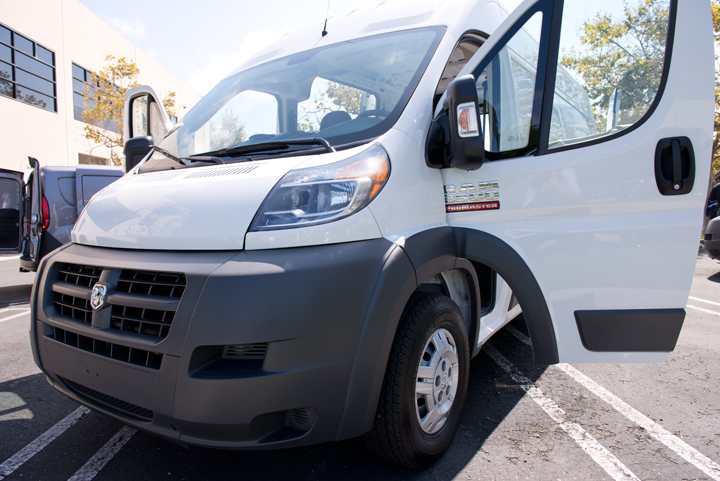 Ram ProMaster and 1500 EcoDiesel Walkarounds