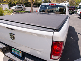 A bed cover will reduce drag and improve fuel economy even further.