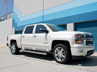GM's Chevrolet Silverado received a redesign for the 2014 model year.