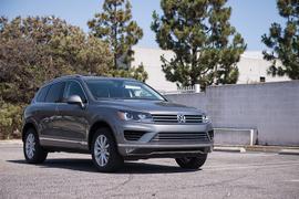 Volkswagen's Touareg