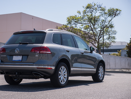 VW is offering four Touareg models in 2016, including the Sport, Sport with Technology, Lux, and...