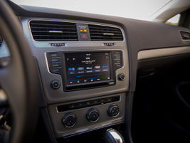 VW's Car-Net App-Connect with Apple CarPlay and Android Auto.