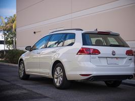 The SportWagen 4Motion also adds VW's DSG dual-clutch transmission.