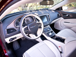 The base model 200C includes seat heating, a leather-wrapped steering wheel, and remote start...