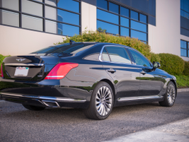 The MSRPfor the G90 increases to $68.100 from the $61,500 MSRP of the 2016 Hyundai Equus.
