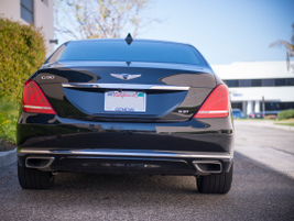 Stand-alone Genesis dealers should arrive in 2020.
