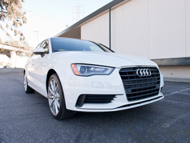Audi offers its A3 TDI sedan in Premium, Premium Plus, and Prestige trim levels. Front-wheel...
