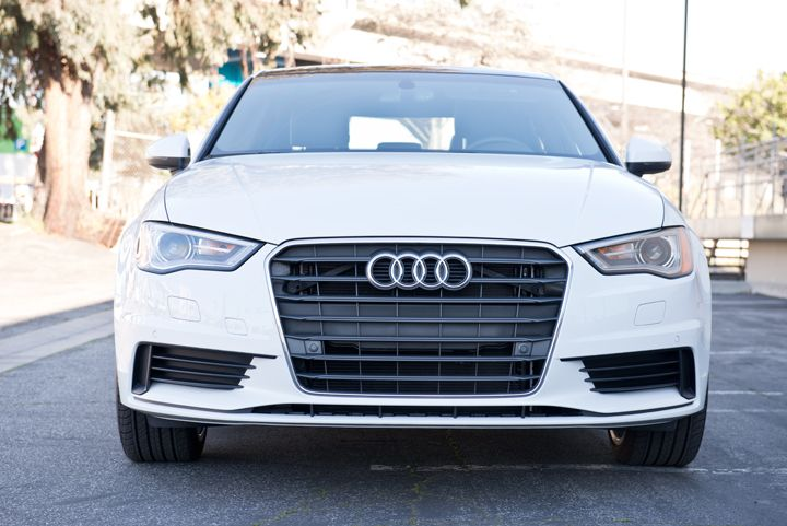 The A3 TDI is powered by a 2.0L I-4 engine that makes 150 hp and 236 lb.-ft. of torque.