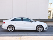 The A3 TDI starts at $29,900. This Premium Plus model retails for $41,695.
