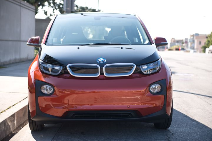 The i3 BEV offers an EPA-rated 137 MPGe city and 111 MPGe highway.