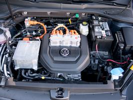 Volkswagen's 2015 e-Golf