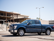 This model comes with the SuperCab extended cab. The truck is also available with a regular cab...