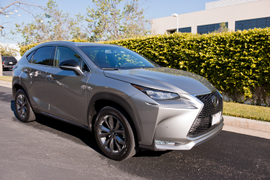 Lexus 2015 NX 200t Compact SUV