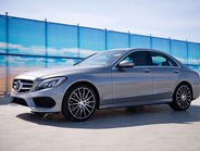 For the 2015-MY, Mercedes-Benz lightened the weight of the C-Class sedan by 200 pounds with...