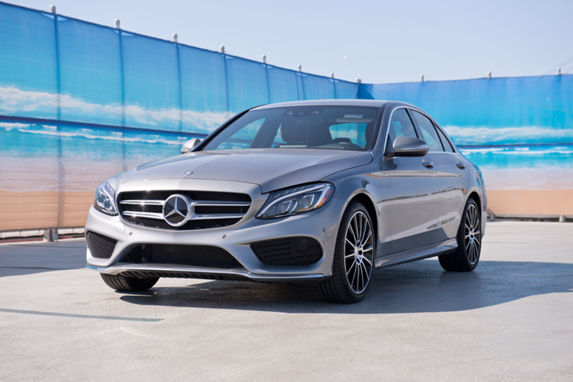 The C-Class was second only to the Sprinter as the Mercedes-Benz penultimate fleet seller in...