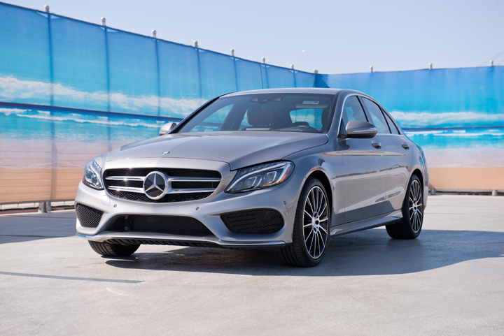 Mercedes-Benz 2015 C400 4MATIC Sedan
