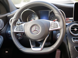 The C-Class can be operated in several modes, including Eco, Comfort, Sport, Sport+, and Individual.