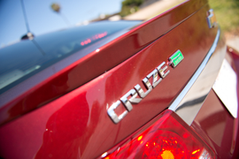 GM's Chevrolet Cruze Diesel