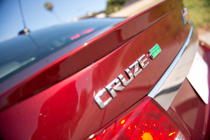 The Chevrolet Cruze Diesel arrived in the U.S. in June 2013 as a 2014-MY car.