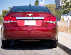 The 2015 Cruze Diesel has been rated by the EPA to achieve 46 mpg on the highway.