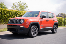 Jeep's 2015 Renegade Sport 4x4