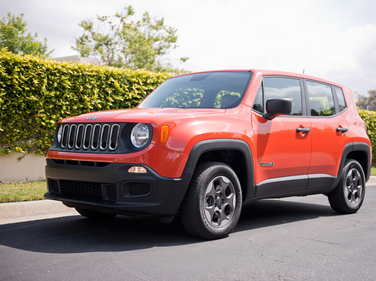 This Renegade Sport 4x4 includes AC and retails for $23,080.