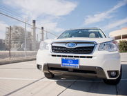 This Forester Premium includes EyeSight with auto stopping, throttle management, adaptive cruise...