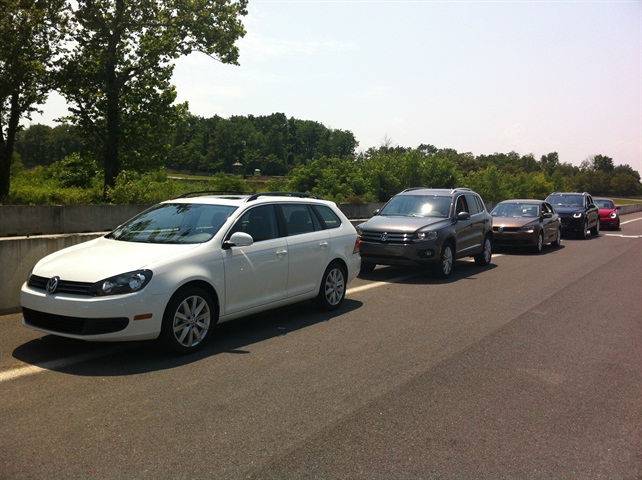 Volkswagen's 2013 Fleet Preview