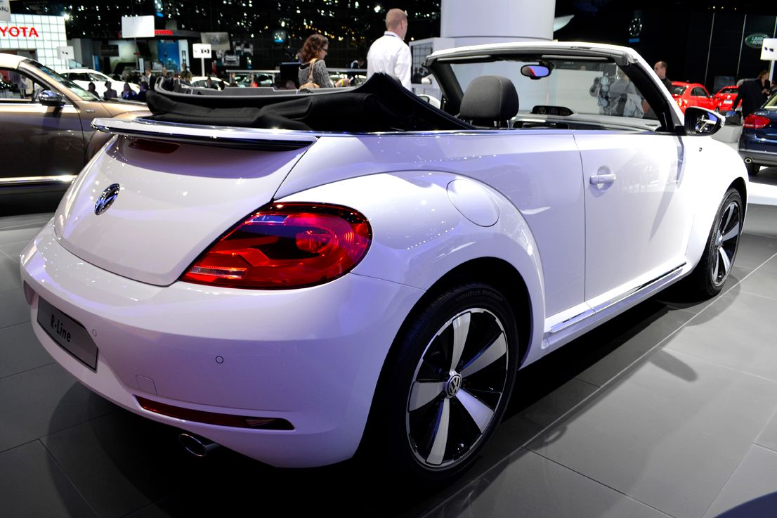 The Beetle Convertible features three engine options and the clean diesel TDI model is estimated...